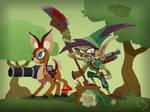 CDC#4: Elf Warrior