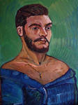 Portrait of Artem