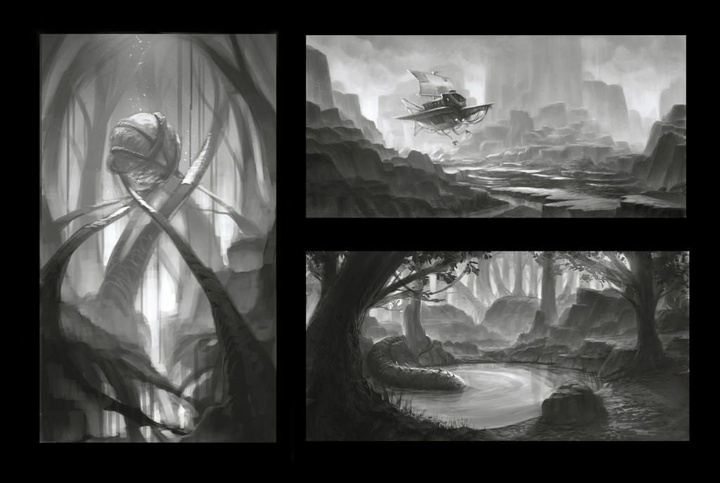 Enviro thumbs by Rats-in-the-van