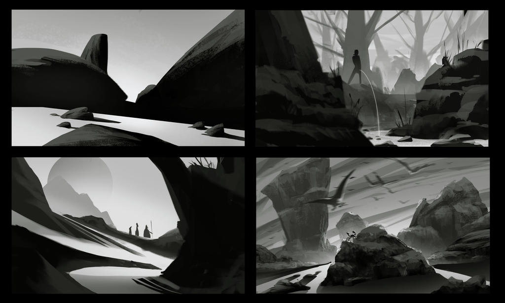 enviro thumbs 2 by Rats-in-the-van