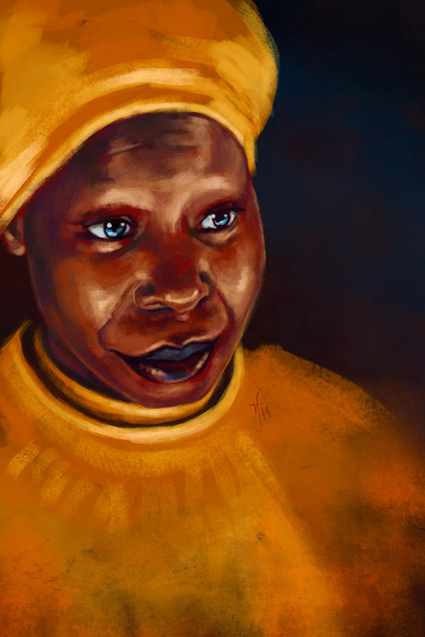 Guinan by rflaum