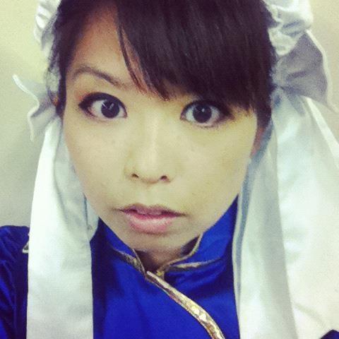 Chun Li cosplay by LexLexy