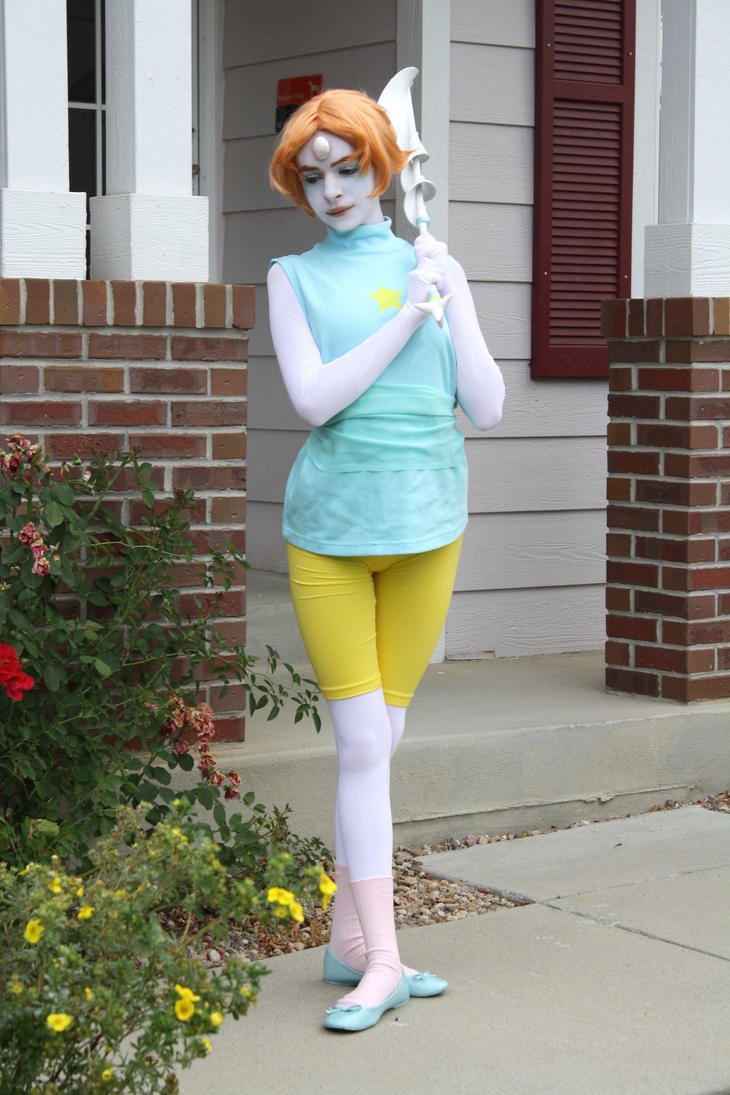 pearl cosplay at ndk 2015 by Conej0s on DeviantArt