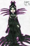 Heather Arachne TDI by yuraimileebunny