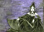 Heather Arachne by yuraimileebunny