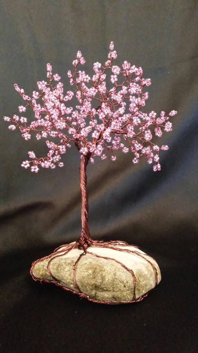 cherry blossom tree by redscrubsin