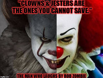 Stephen King's IT ft. Rob Zombie Meme by Chrisman1991