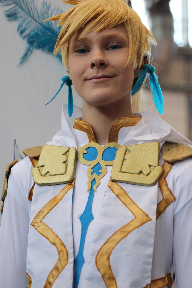 ToZ - Kamui!Sorey Water Version 3 by NasukeUchimaki