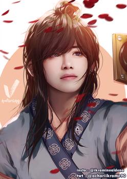 Hwarang | Han Sung (V) - [ Speedpaint ]