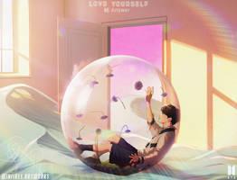 J-hope | BTS LY 'Answer' Concept Photo 'E' ver