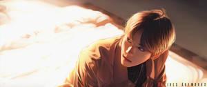 Baekhyun | EXO'Tempo' + Speedpaint by Iku-Aldena