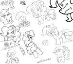 Wall of Pinkie Pie