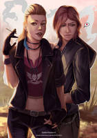 Life is Strange Before the Storm by j-am