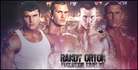 Randy Orton Evolution Sig by Banks GFX Ten steps to nearly nude glory. Feel your best while wearing the least