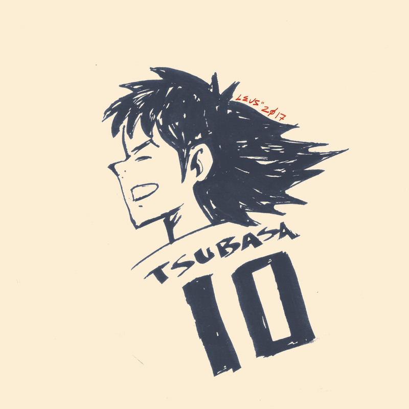 Tsubasa by leus00