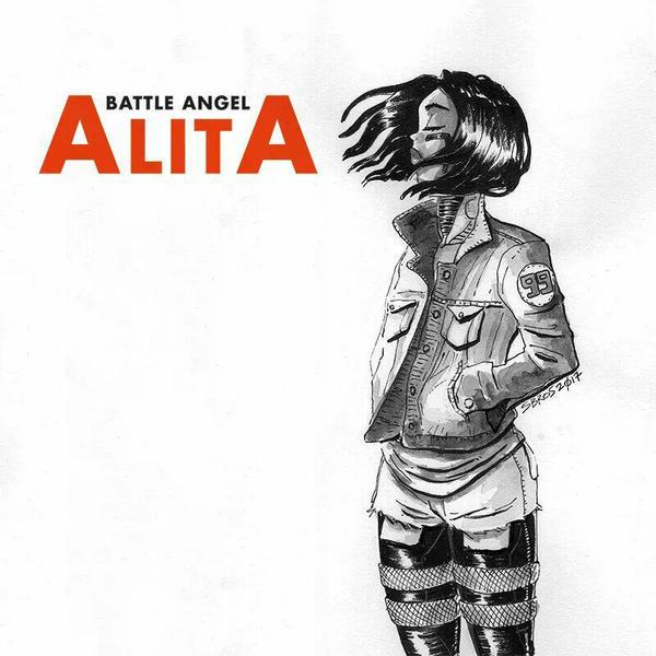 Alita by leus00