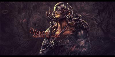 Venom by AndrostylleR