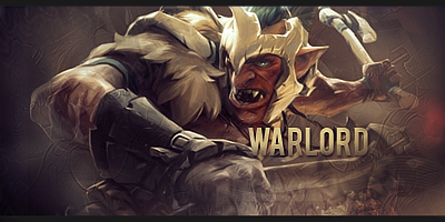 Warlord by AndrostylleR