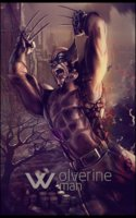 Wolverine by AndrostylleR