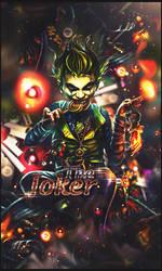 Joker by AndrostylleR