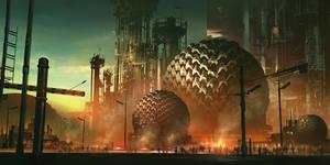 Heavy Industrialisation by BlueBloodMan