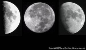 Moon shots by poestokergorey