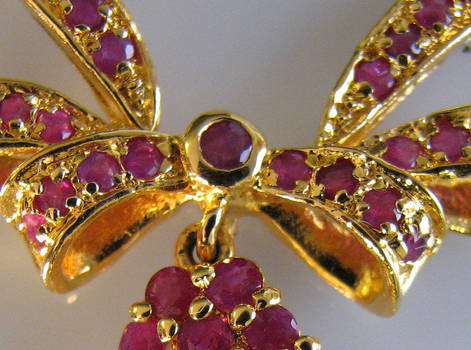 Rubies in Gold