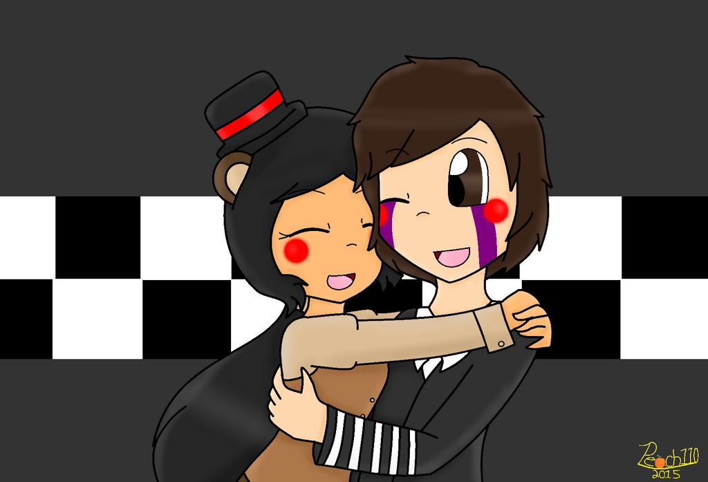 PC- Hugs by Peach110