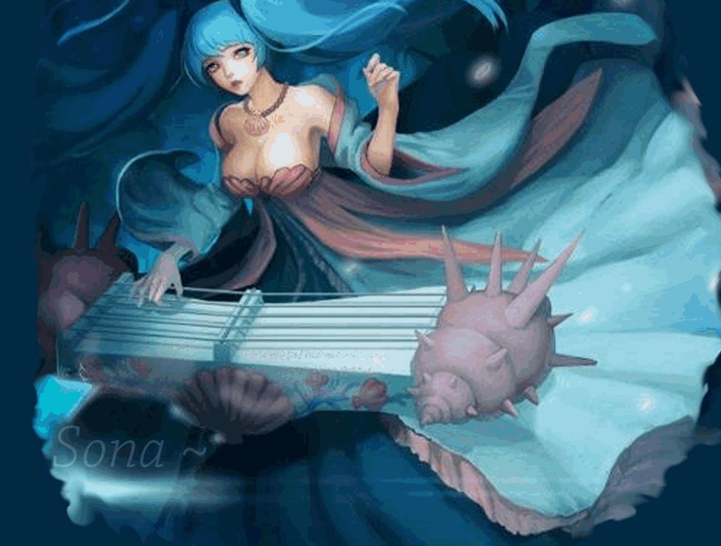 Sona -league by wonderfulxCiel