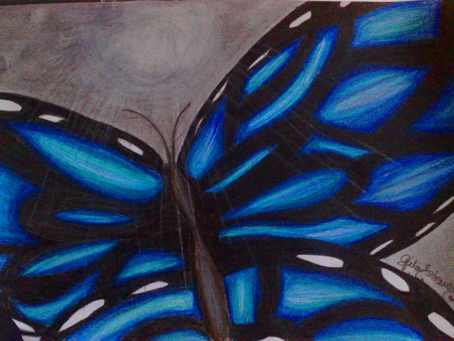 Blue by Laydeebugg