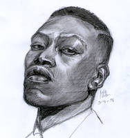 Portrait 1 by matsmoebius