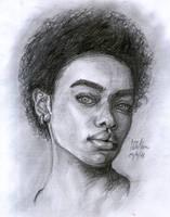 Portrait 4 by matsmoebius