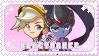 Mercymaker stamp|002 by cyberuchan