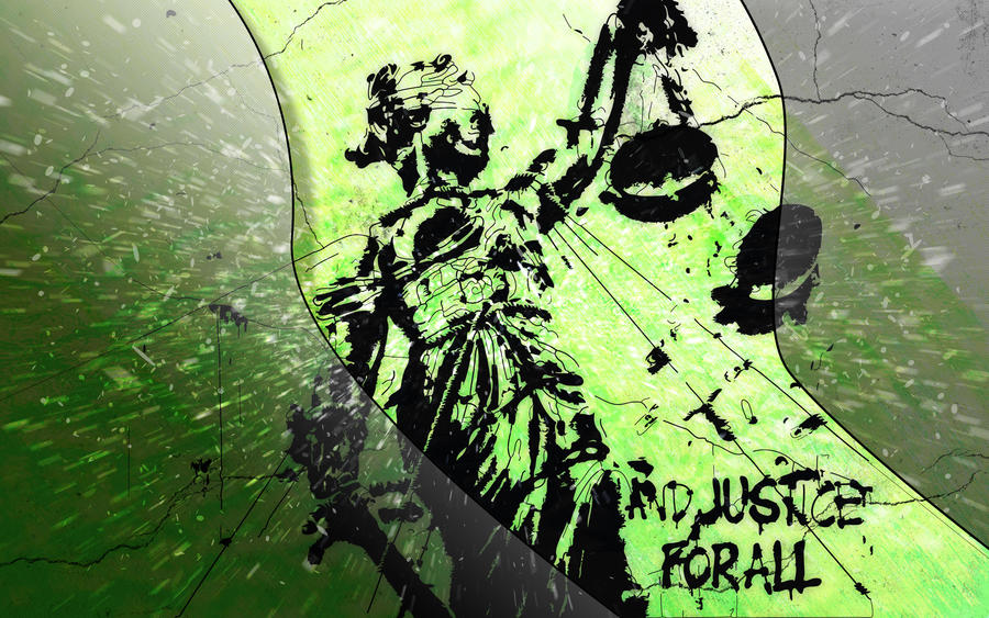 Metallica- And justice for All by filsru on DeviantArt