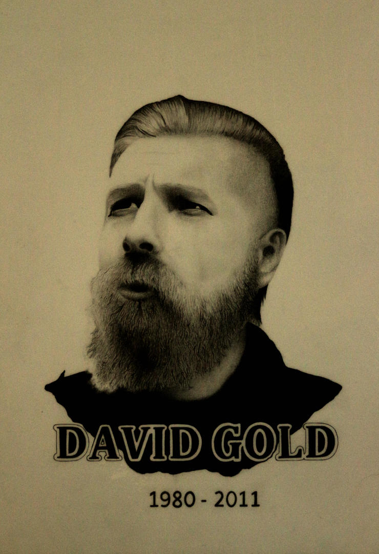 David Gold by To-SiLand