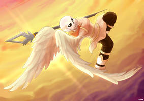Deadly Angel by xXtha