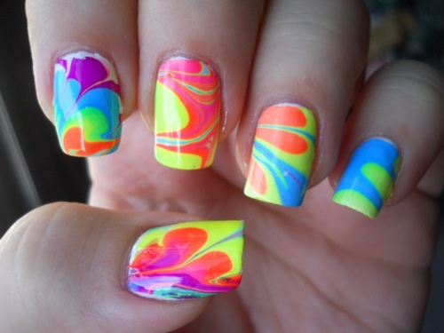 Nails by hellokitty1996