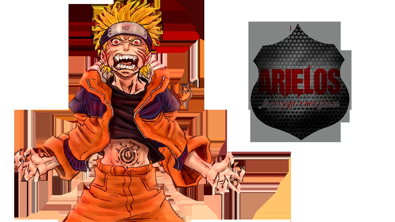 Hd wallpaper sasuke - Kyuubi Naruto Render Viewing Gallery
