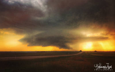 Alberta under Storm