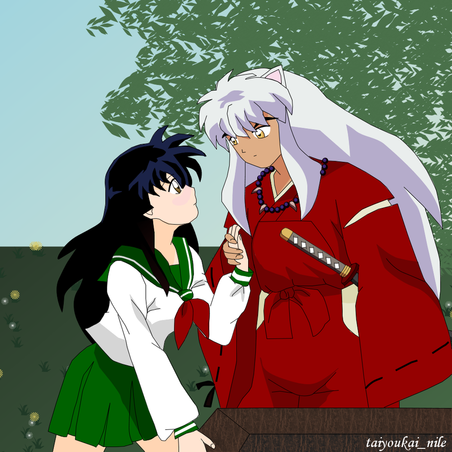 Inuyasha and kagome having sex stories