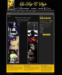 La Dap E Style WordPress Theme