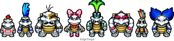 Dry Koopalings ML:BIS