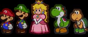 Paper Mario 64 [Revamped] - Mario + Friends