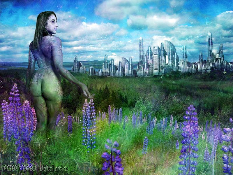 Landscape by PeterAndrew