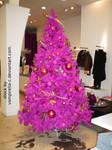 Merry Christmas in pink -stock by vampirella-c