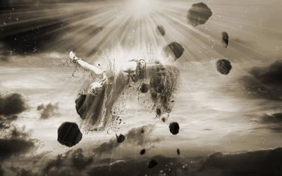 Meteor Rain by Maksst