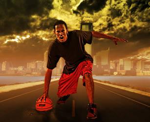Basketball by Maksst