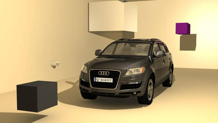 Q7 3ds Max by Maksst
