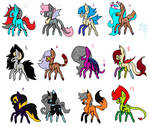 25 Point MLP Adopts (6/12 Open)