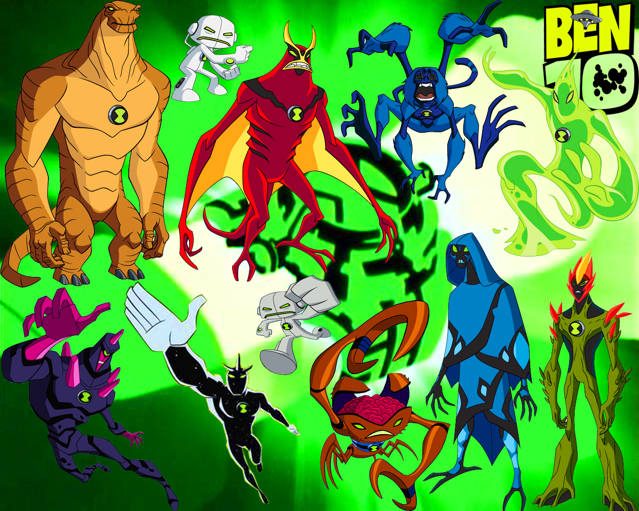 ben 10 alien force by desz19